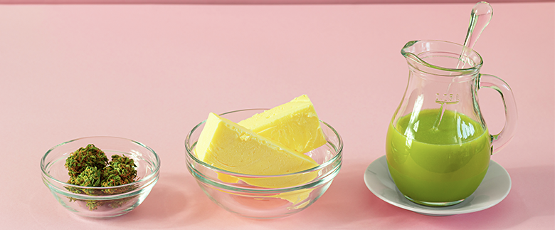 How to make basic cannabis-infused butter
